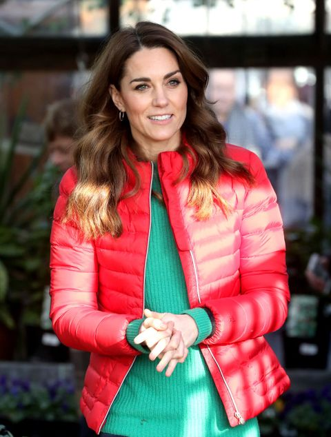 The Duchess Of Cambridge Joins Family Action To Mark New Patronage キャサリン妃
