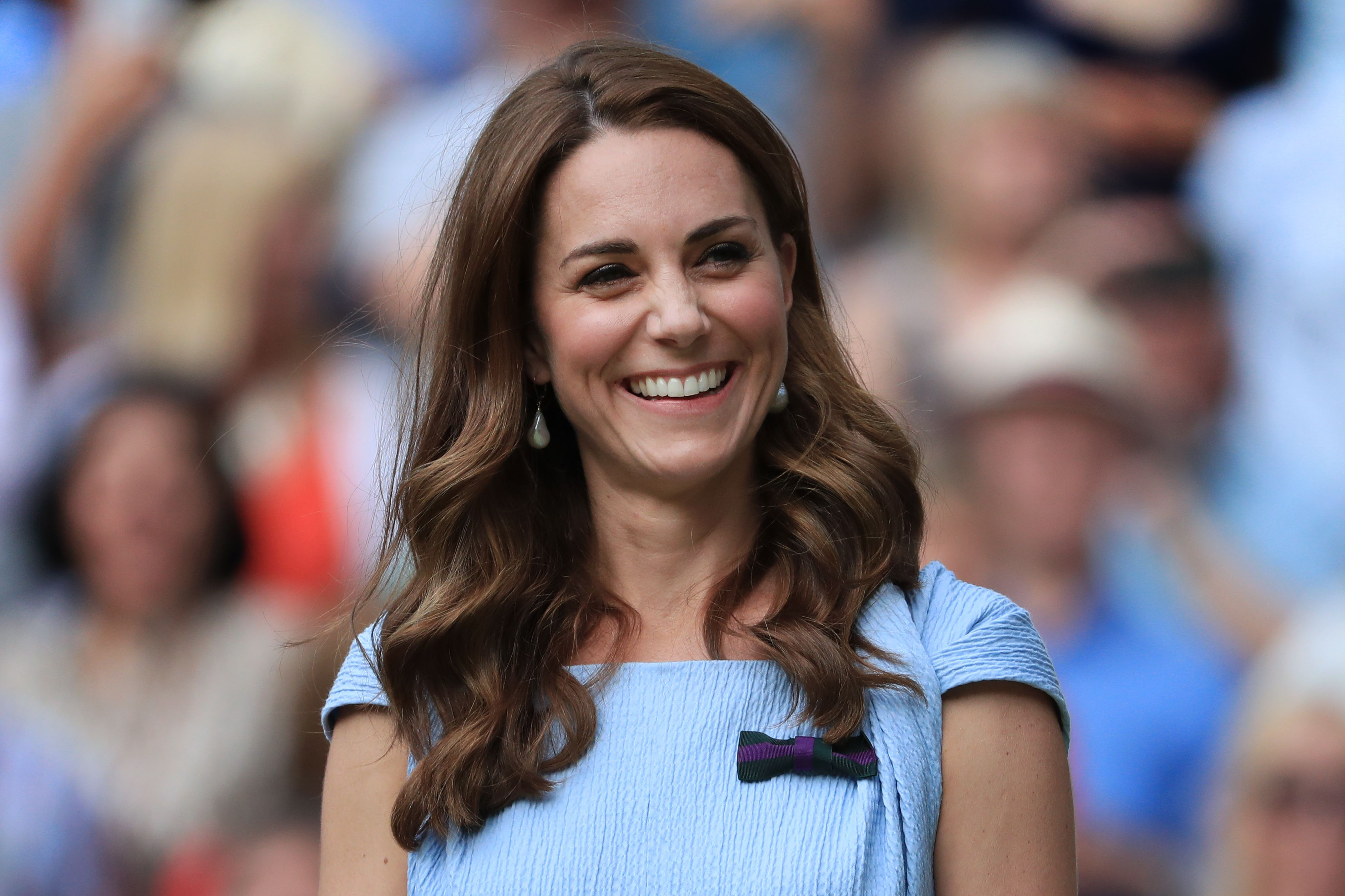 Kensington Palace issues statement denying that the Duchess of Cambridge has had Botox