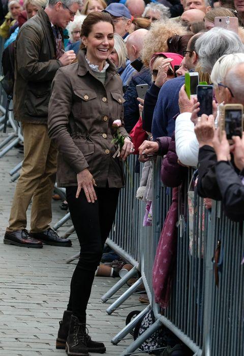 Znalezione obrazy dla zapytania duchess kate  Cumbria