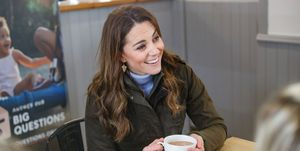 The Duchess Of Cambridge Visits Northern Ireland