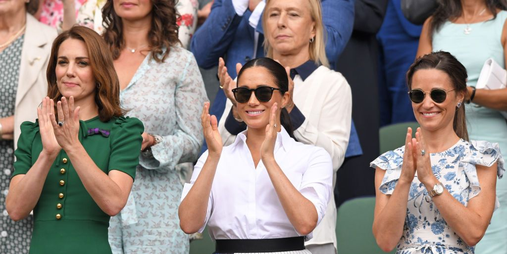 How to Shop Pippa Middleton's Insanely Cute Wimbledon Outfit
