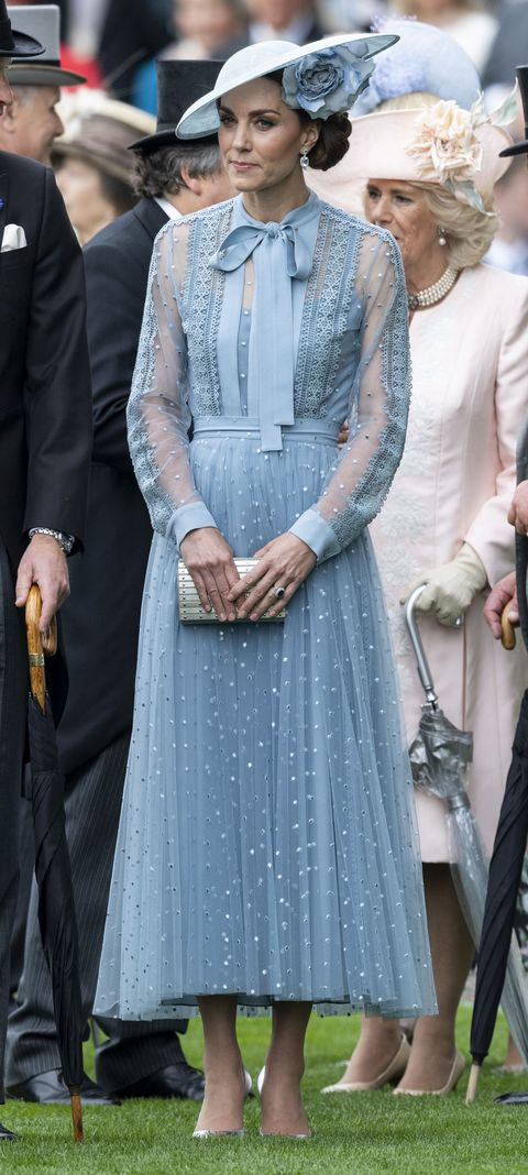 491ec9bf9c3140 Kate Middleton Style File | Best Outfits & Dresses | ELLE UK
