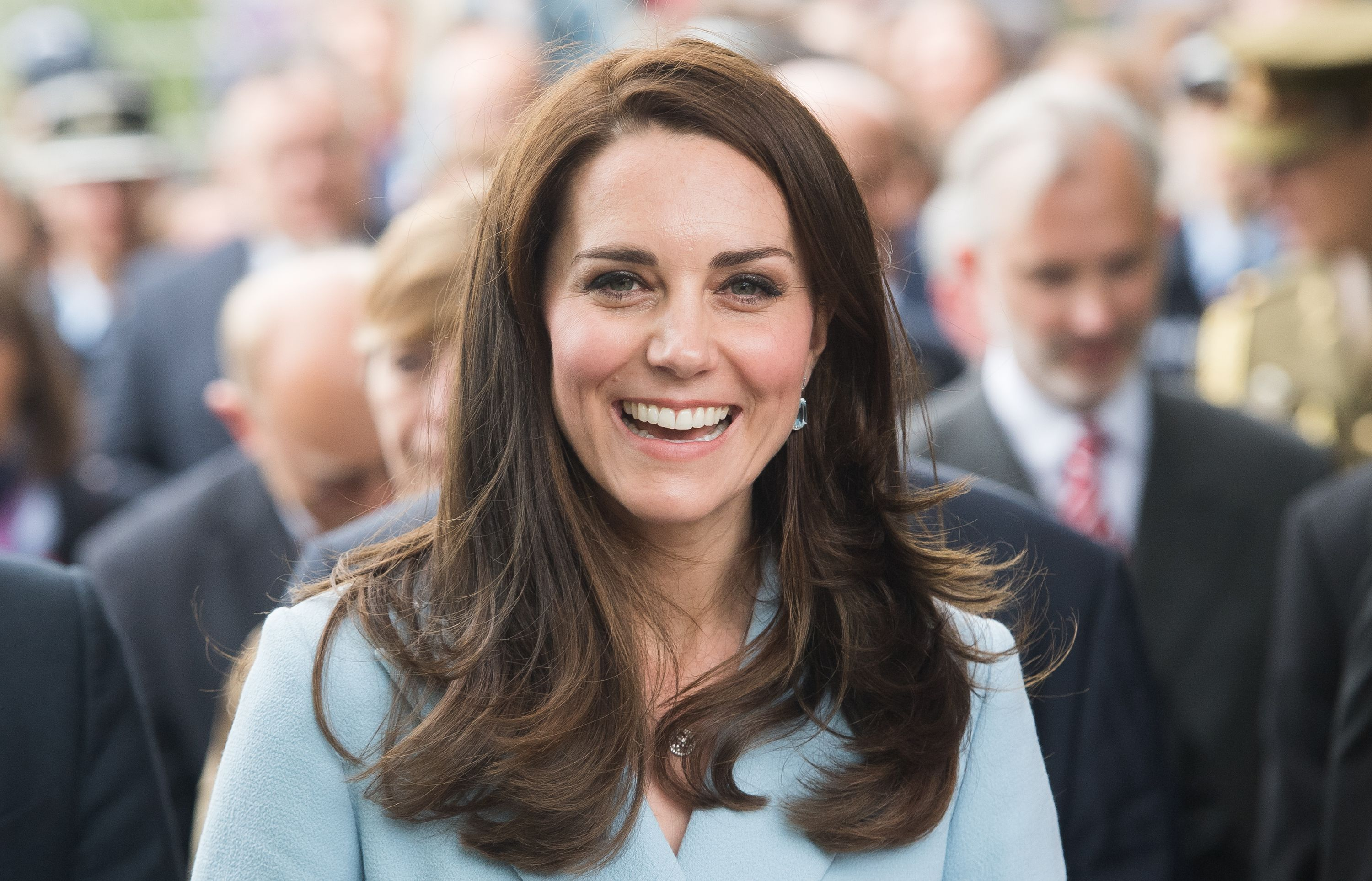 Watch Kate Middleton Has a Very Good Reason for Not Joining Prince Williams Royal Tour of Jordan video