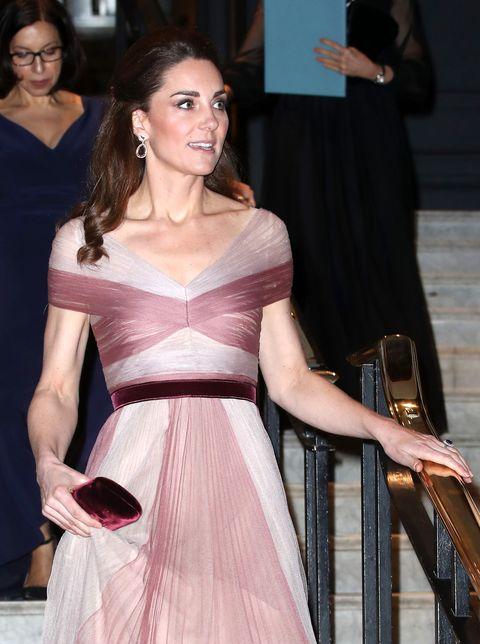 fc11187899 The Duchess Of Cambridge Attends 100 Women In Finance Gala Dinner