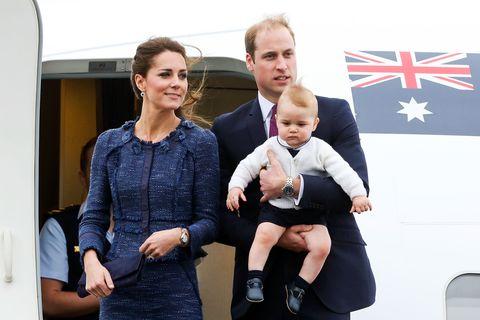 the duke and duchess of cambridge tour australia and new zealand   day 10