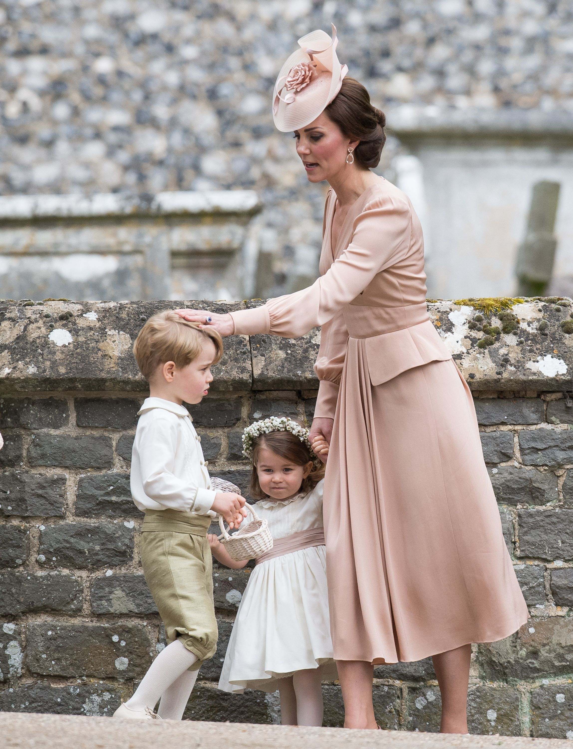 The code words Kate apparently uses when the royal kids are being naughty