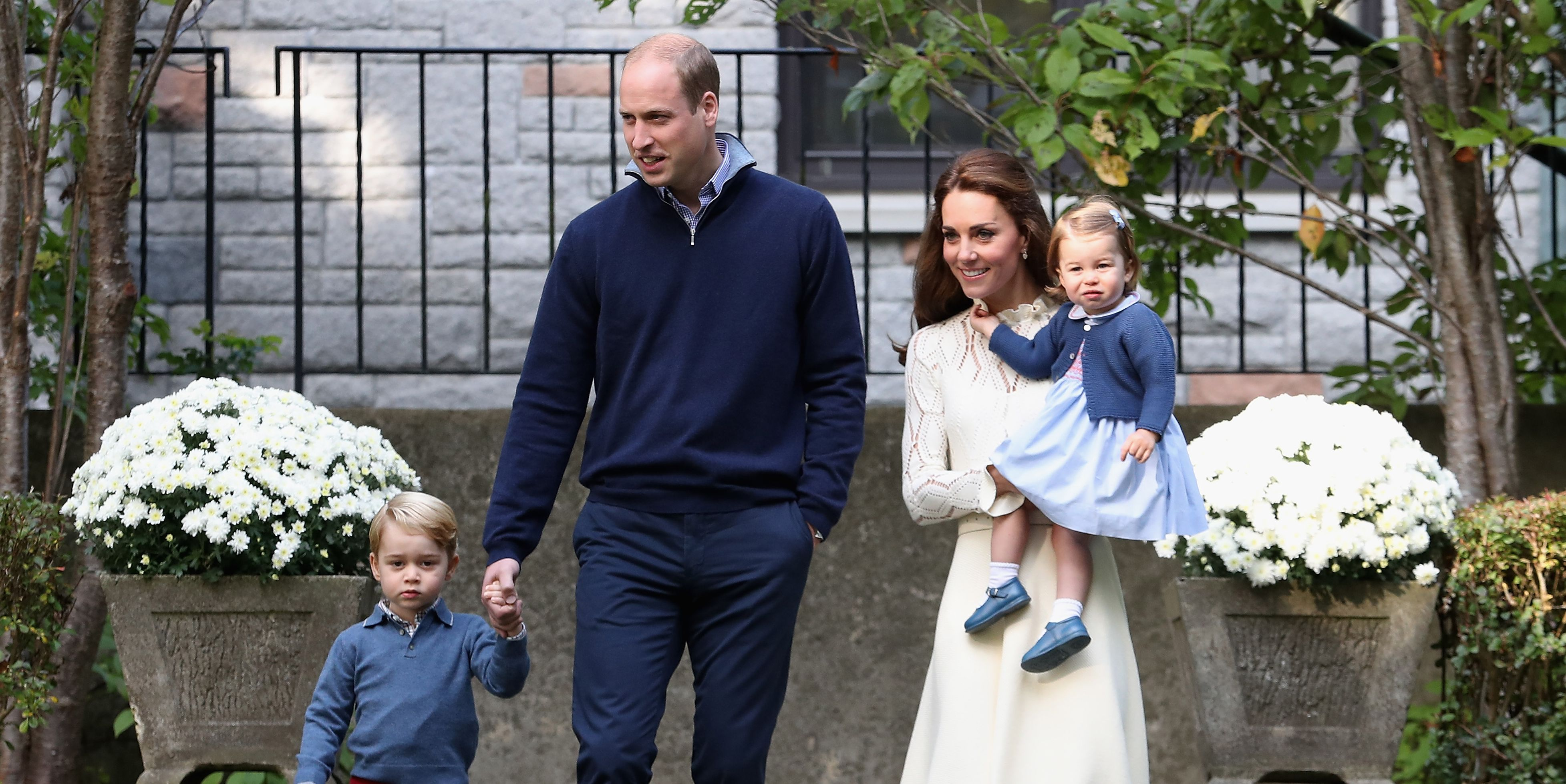 Why You Won't Be Seeing Prince William or Kate Middleton This Week