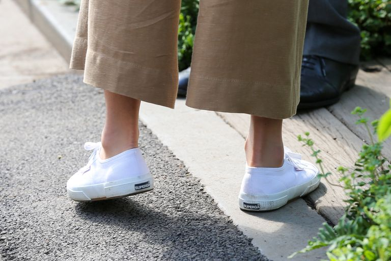 Sneakers Kate Middleton