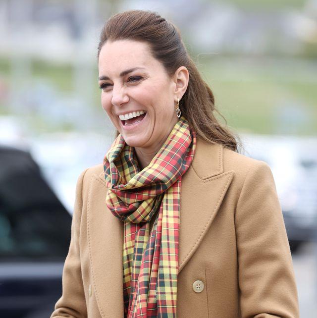 the duke and duchess of cambridge visit scotland day five