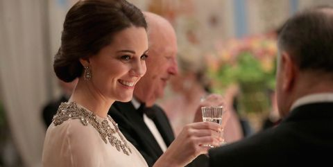 7dc579ef89c2 The Duke And Duchess Of Cambridge Visit Sweden And Norway - Day 3