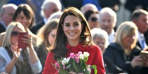 Kate Middleton visits Northern Ireland