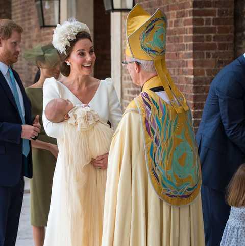 royal children rules    baptism