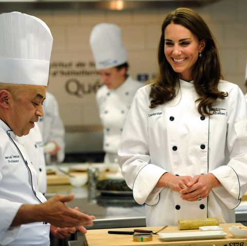 Kate Middleton's Daily Diet Sounds Healthy and Delicious