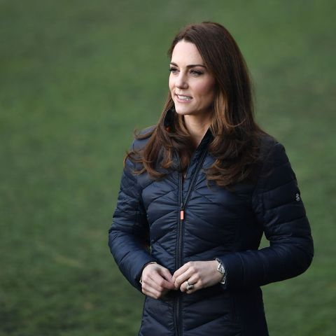 Kate Middleton s Athletic Outfit in Northern Ireland  See Her ... 2584dbd827d6