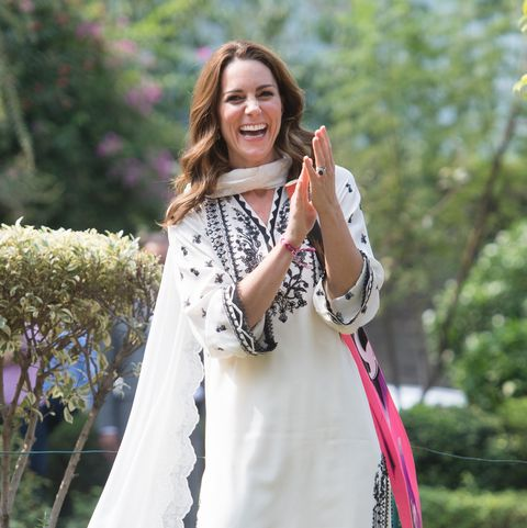 Kate Middleton has shared her first ever Instagram post