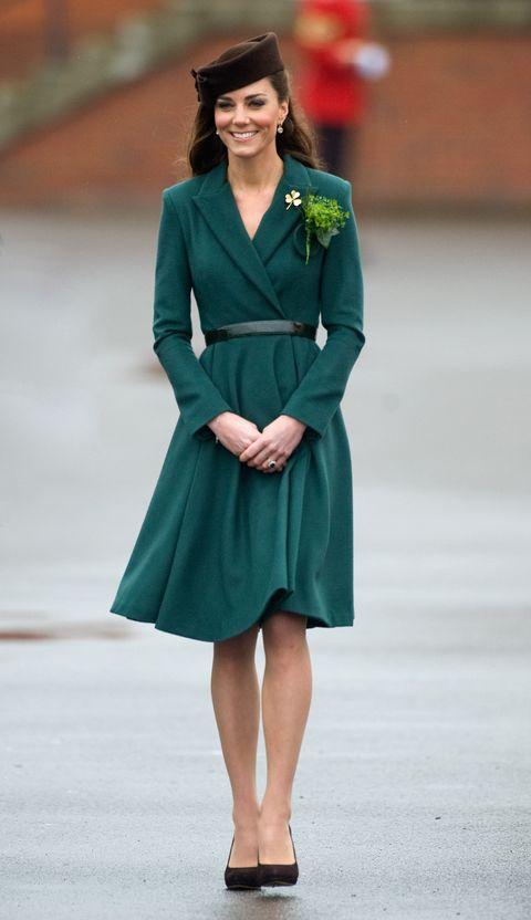 キャサリン妃 エミリア・ウィックステッド ファッション