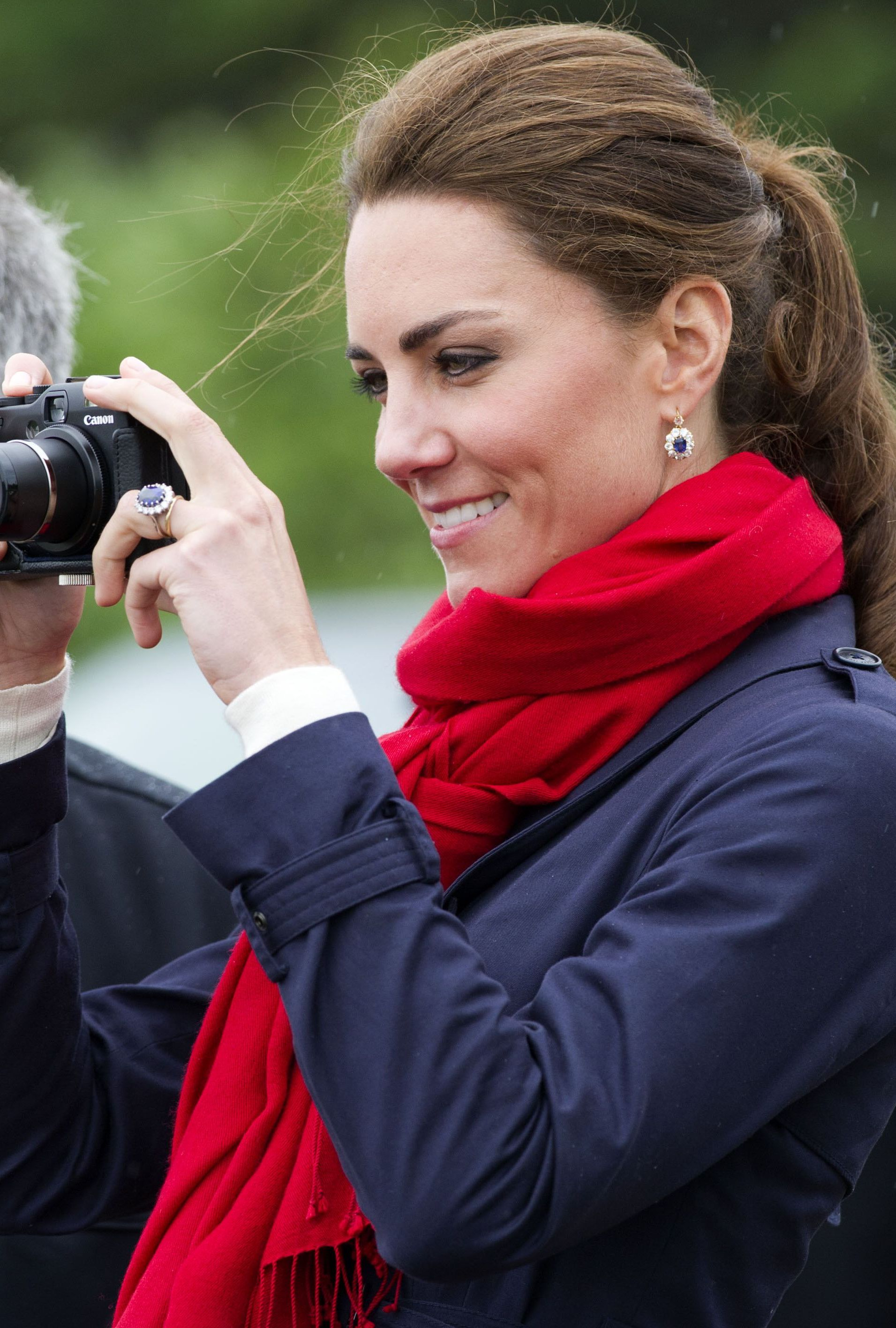 14 Sweet Photos of Prince George, Princess Charlotte, and Prince Louis Taken By Kate Middleton