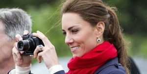 kate middleton camera