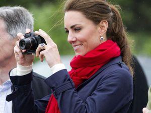 kate middleton camera