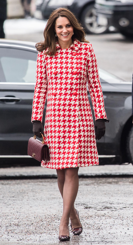 Kate Middleton Announces Her Return From Maternity Leave