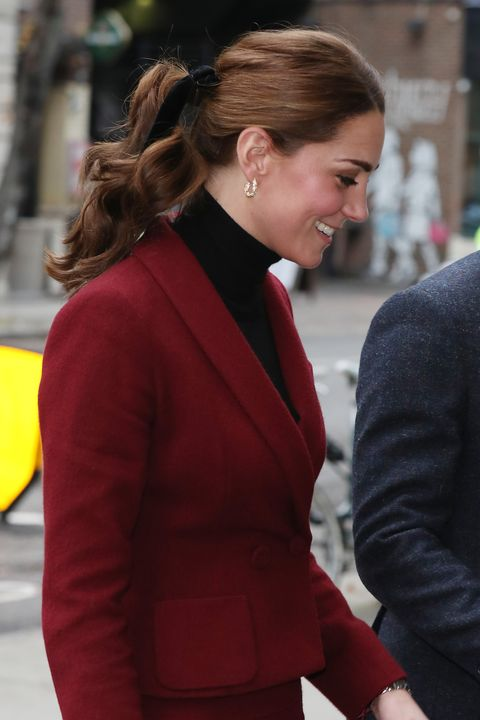 The Duchess Of Cambridge Visits A UCL Developmental Neuroscience Lab