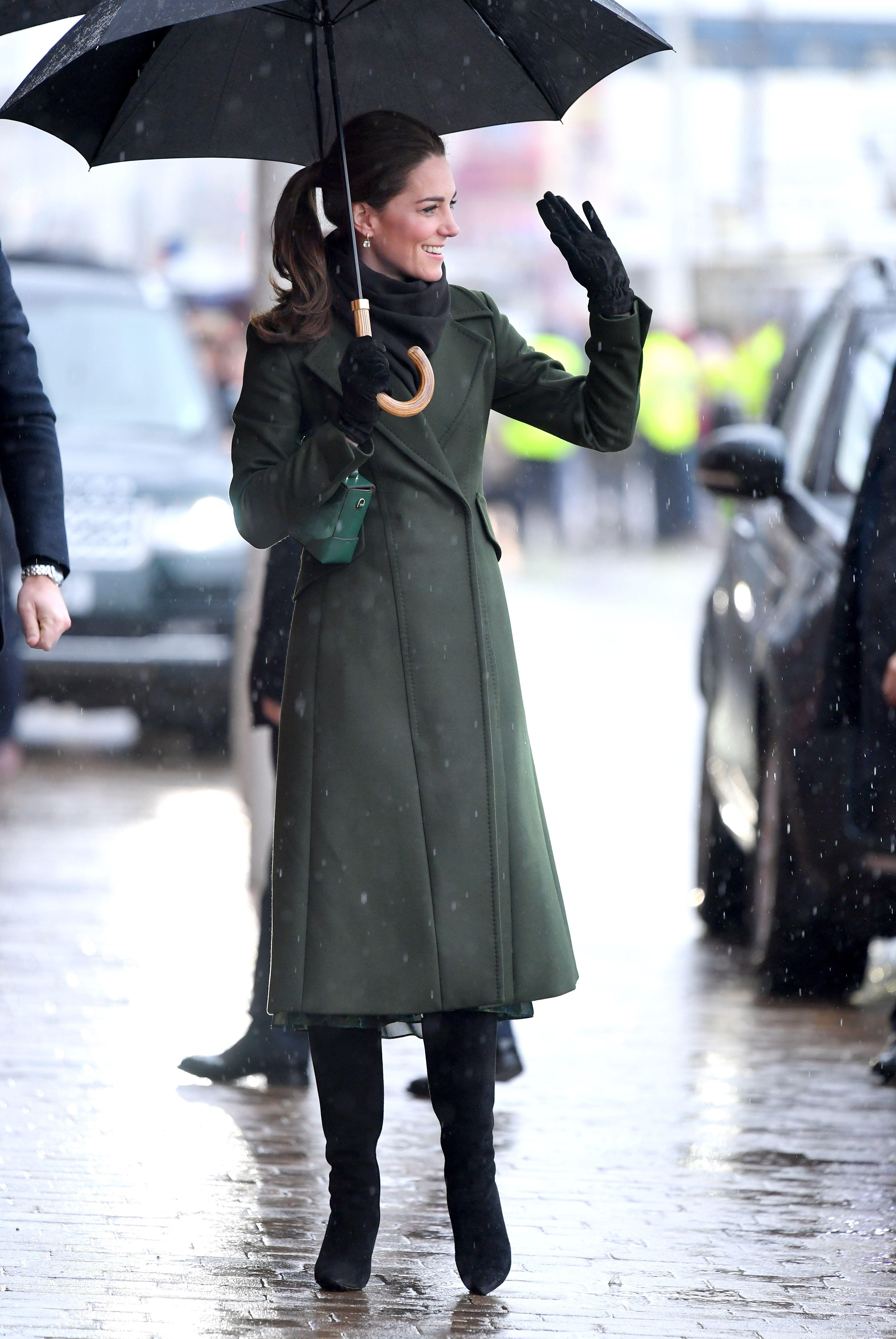 The Duke And Duchess Of Cambridge Visit Blackpool