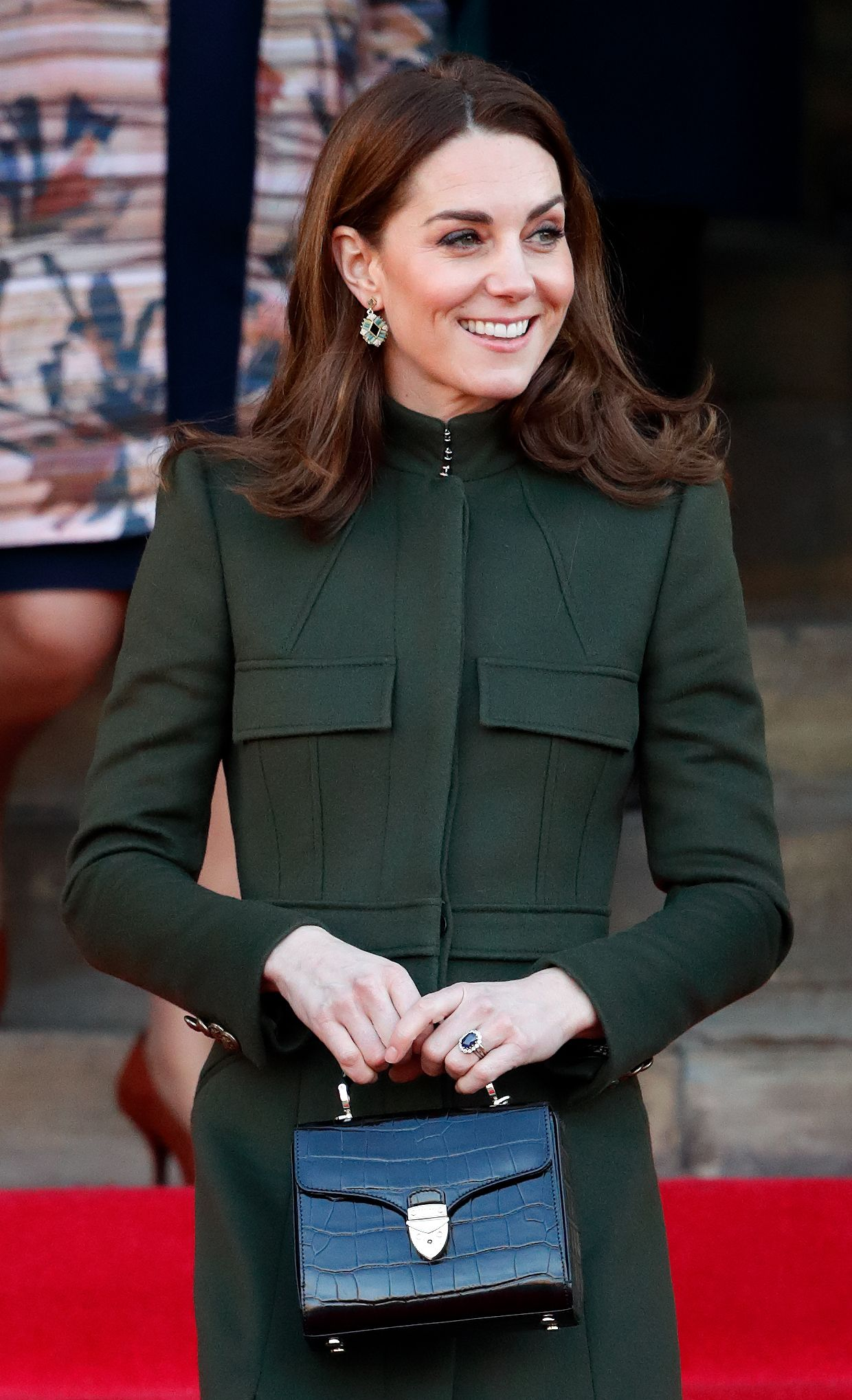 Kate Middleton New Photos For Holocaust Memorial Day