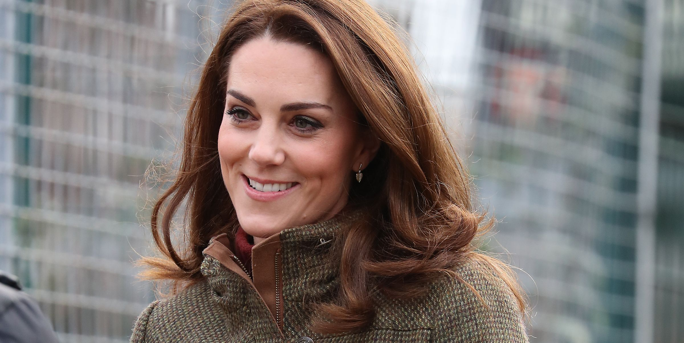 Kate Middleton Rocks Skinny Jeans and Combat Boots for a Community Garden Appearance