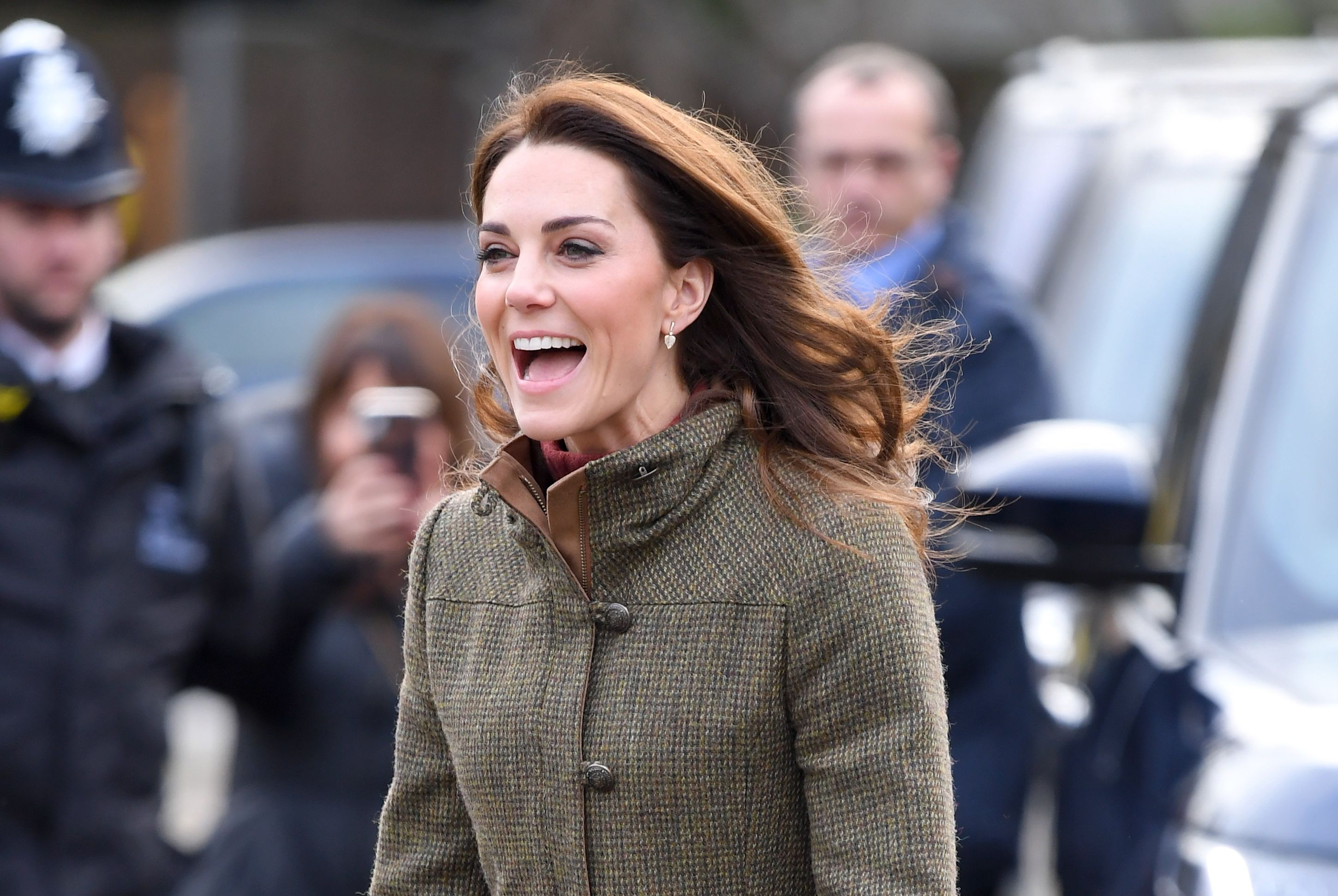 Kate Middleton just revealed what the Cambridges love to do at dinner time