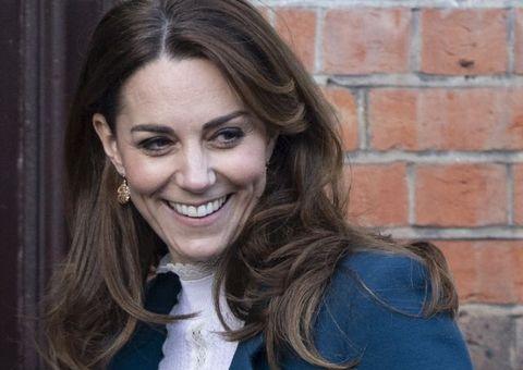 The Duchess Of Cambridge Visits LEYF Stockwell Gardens Nursery & Pre-School