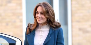 The Duchess Of Cambridge Visits LEYF Stockwell Gardens Nursery & Pre-School