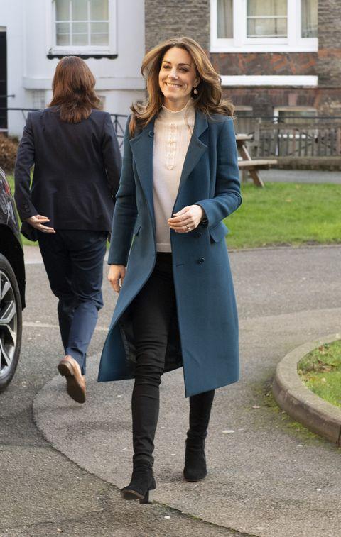 キャサリン妃がロンドンの保育園をサプライズ訪問