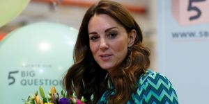 The Duchess Of Cambridge Launches Landmark UK-Wide Survey On Early Childhood - Day One
