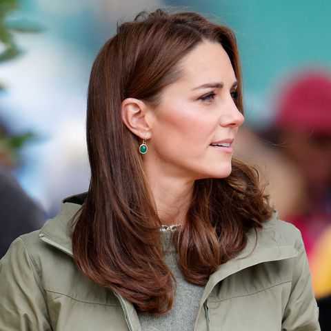 Kate Middleton style - Monica Vinader earrings