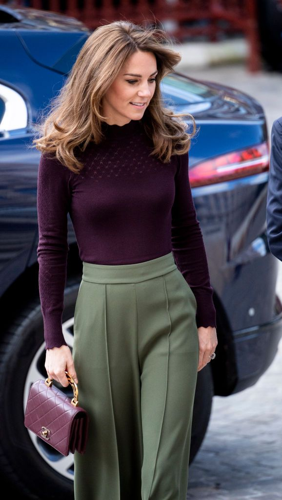 Kate Middleton steps out in high street favourites
