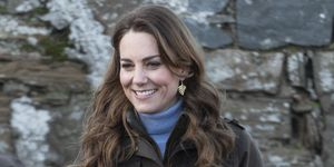 The Duchess Of Cambridge Visits Northen Ireland