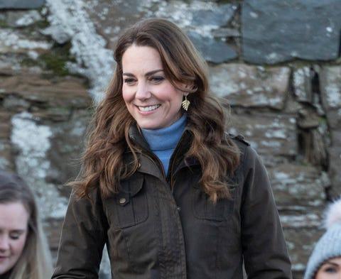 The Duchess Of Cambridge Visits Northen Ireland