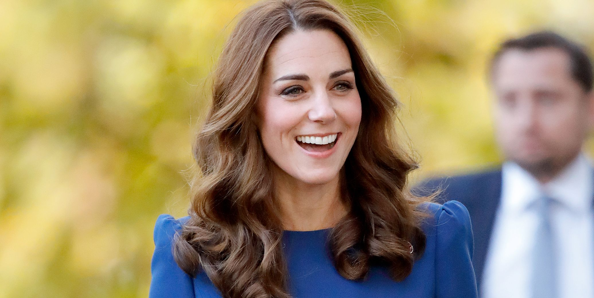 The Duchess Of Cambridge Visits The Imperial War Museum