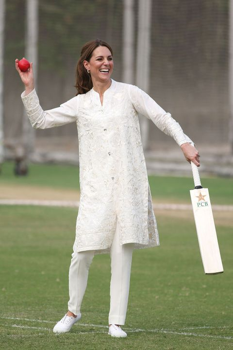 kate middleton The Duke And Duchess Of Cambridge Visit Lahore