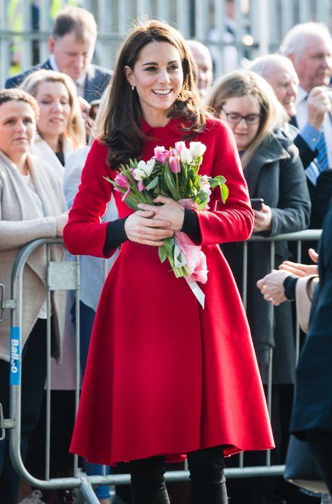 Duke And Duchess Of Cambridge Visit Northern Ireland - Day One