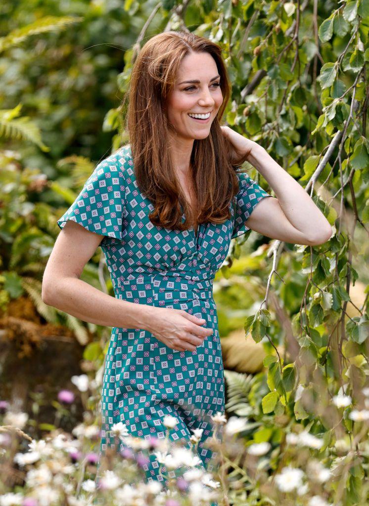Kate Middleton's New Garden Design Has a Hedgehog-Shaped Treehouse