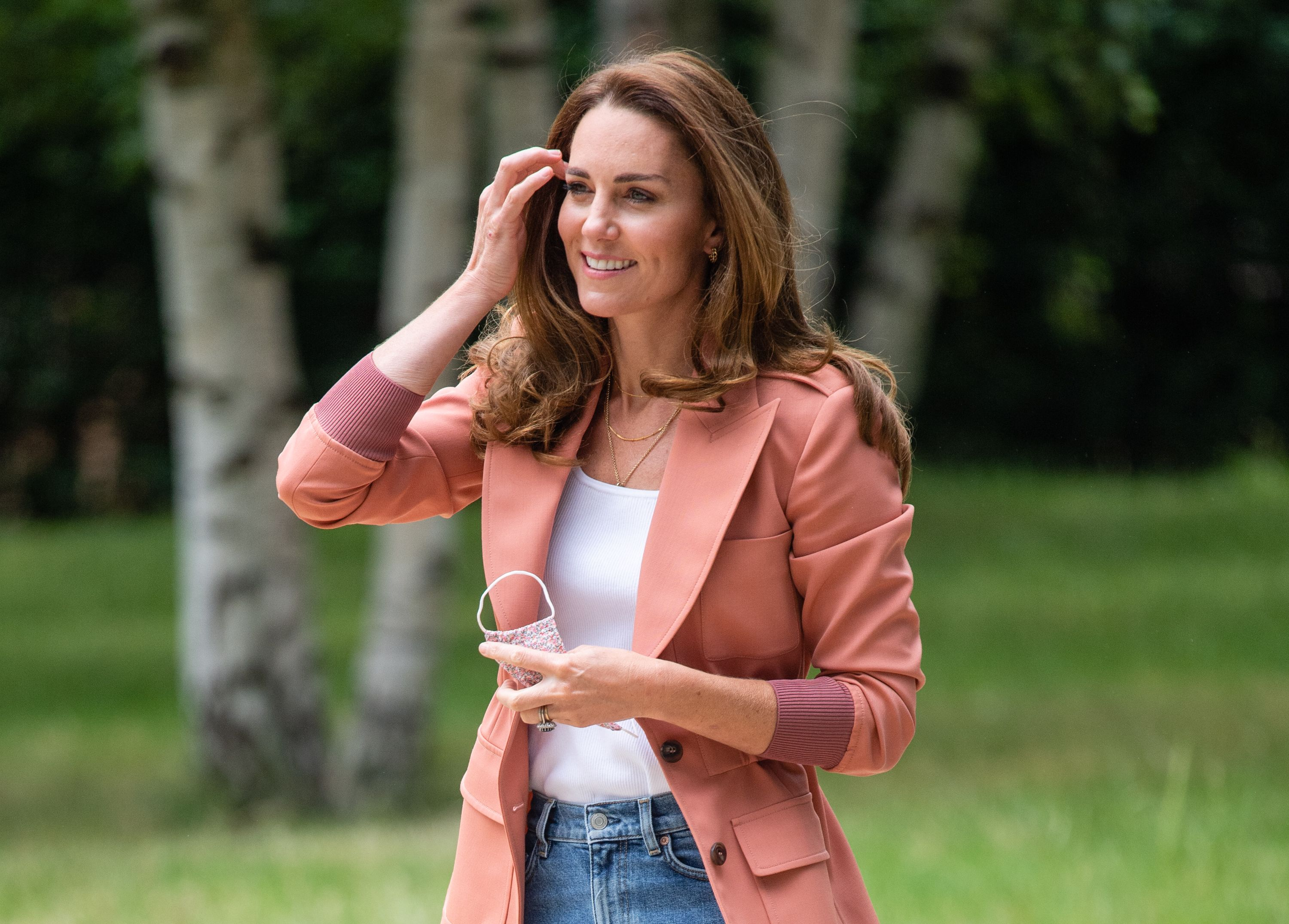 Duchess Kate Dabbles in Beekeeping and Makes Her Own Honey