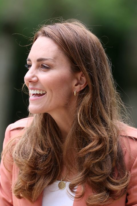 the duchess of cambridge visits the natural history museum