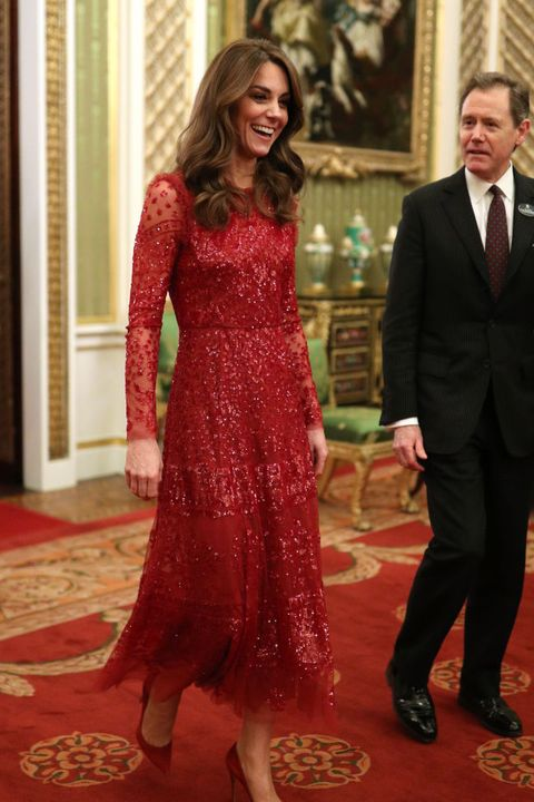 The Duke And Duchess Of Cambridge Host A Reception To Mark The UK-Africa Investment Summit