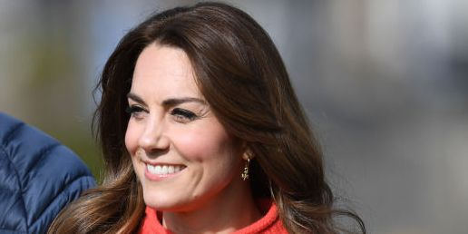 The Duchess of Cambridge's Marks & Spencer trouser suit is so on-trend