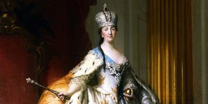 catherine the great russia empress