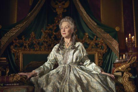 Dress, Sitting, Portrait, Victorian fashion, Smile, Art,