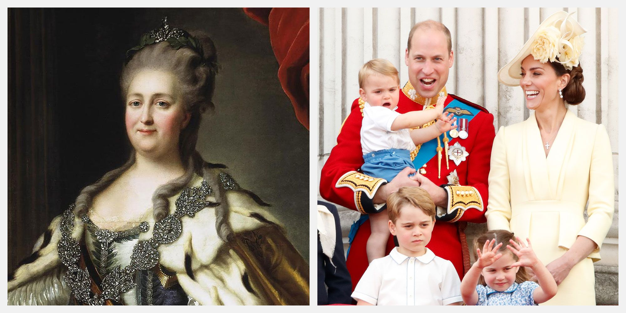 How Catherine the Great Is Related to the British Royal Family Through Prince Philip