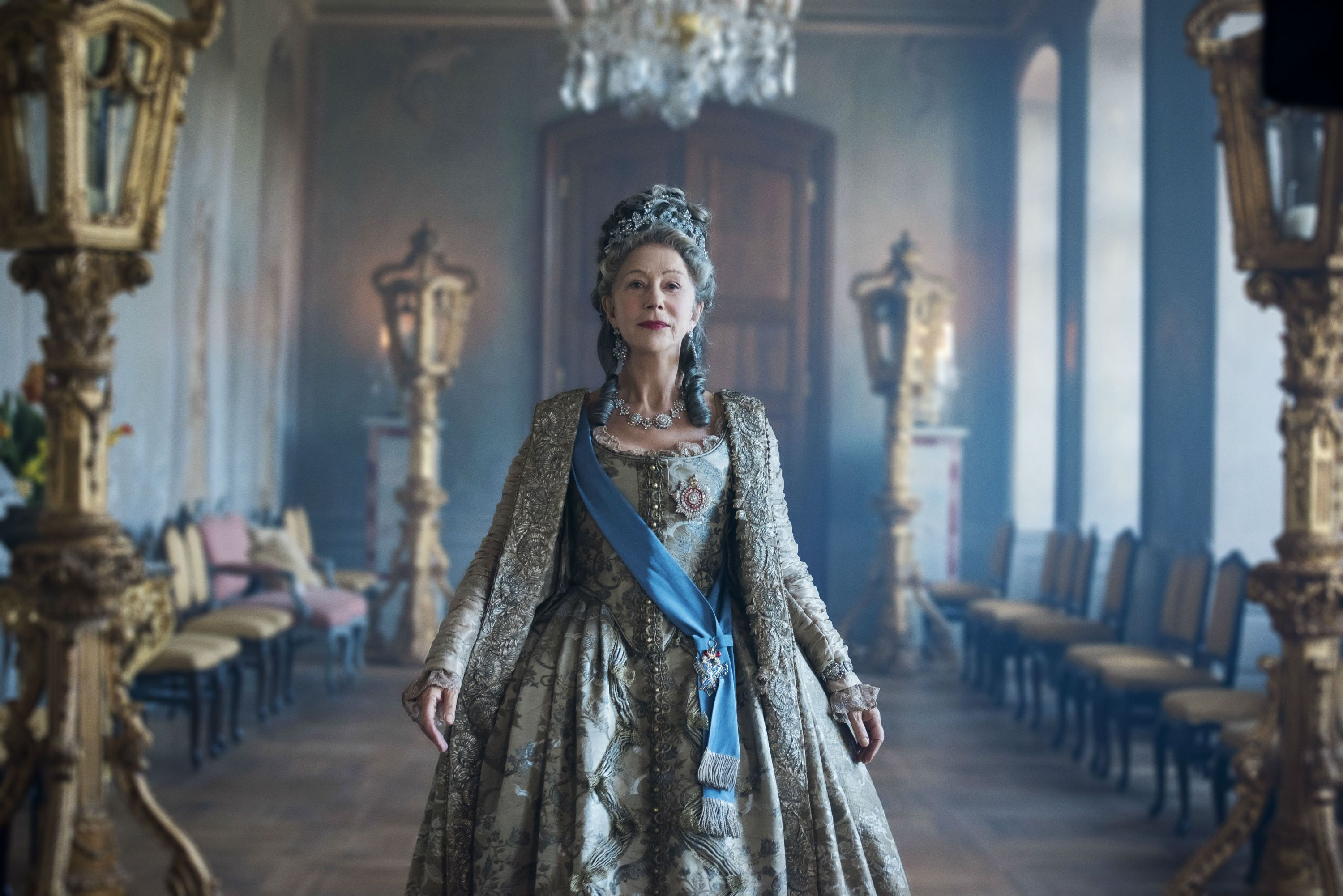 Catherine The Great starring Helen Mirren gets UK release date confirmation