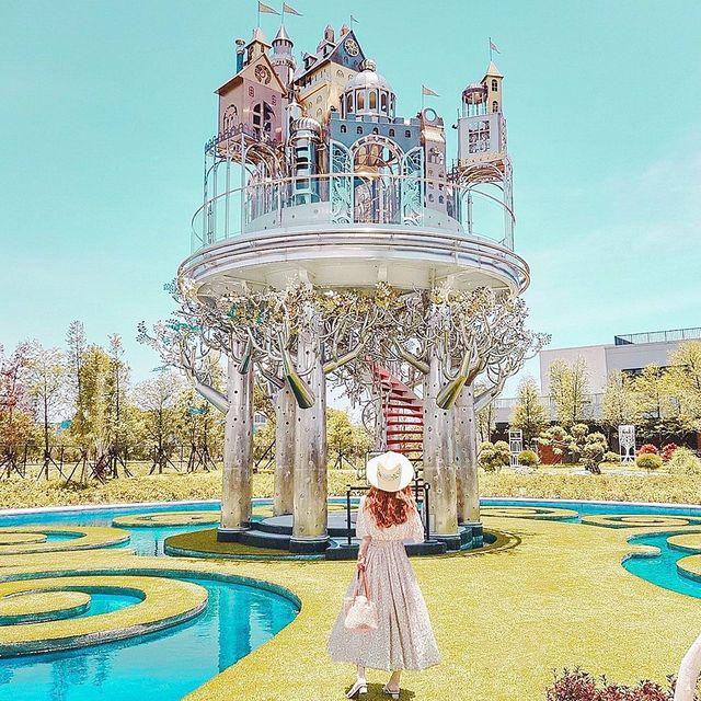 2021宜蘭小旅行景點top10~頭城星巴克、伯朗咖啡城堡都超好拍!